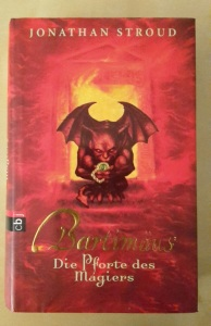 Bartimäus – Die Pforte des Magiers von Jonathan Stroud
