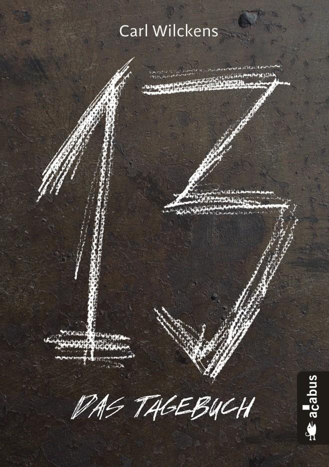 cover dark fantasy Tagebuch dreizehn